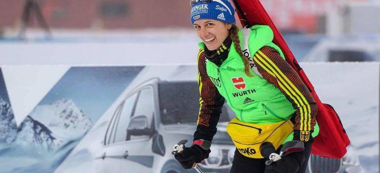 Vanessa Hinz Biathlon