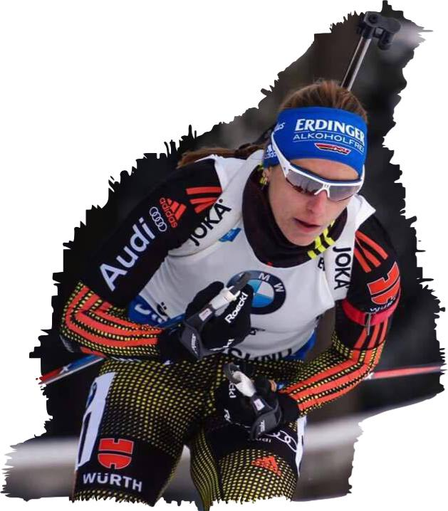 Vanessa Hinz Wettkampf 2016