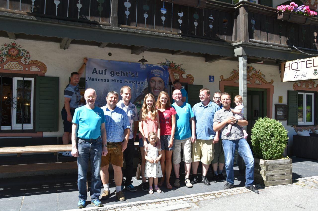 Fanclubtreffen 2017 Schliersee